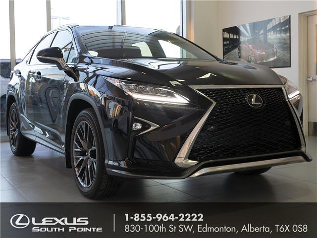2017 Lexus RX 350 Base (Stk: L900042A) in Edmonton - Image 1 of 20