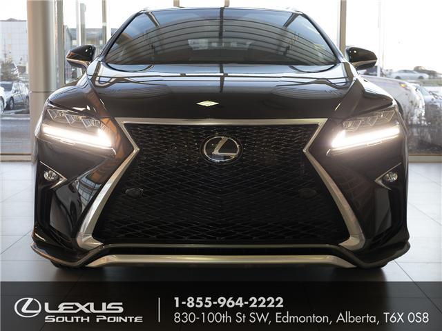 2017 Lexus RX 350 Base (Stk: L900042A) in Edmonton - Image 2 of 20