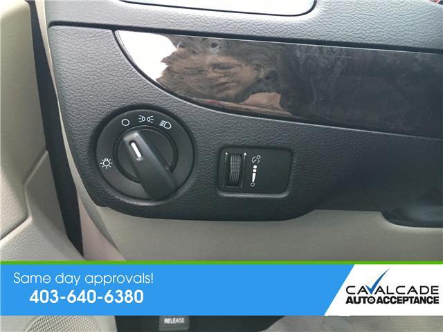 2018 Dodge Grand Caravan CVP/SXT (Stk: 59400) in Calgary - Image 20 of 22