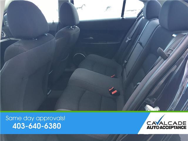 2014 Chevrolet Cruze 1LT (Stk: R59338) in Calgary - Image 8 of 20