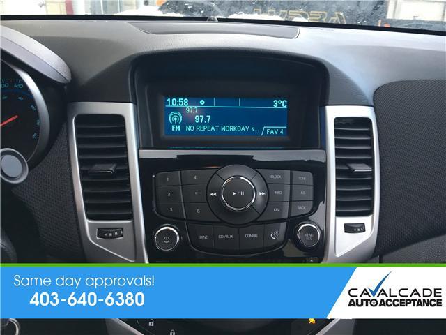 2014 Chevrolet Cruze 1LT (Stk: R59338) in Calgary - Image 11 of 20