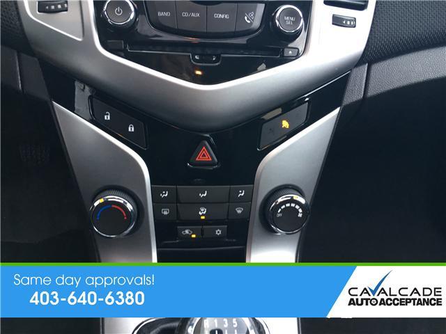 2014 Chevrolet Cruze 1LT (Stk: R59338) in Calgary - Image 12 of 20