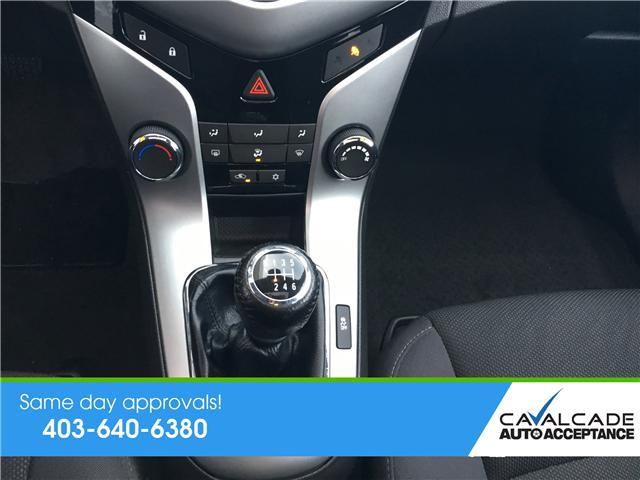 2014 Chevrolet Cruze 1LT (Stk: R59338) in Calgary - Image 13 of 20