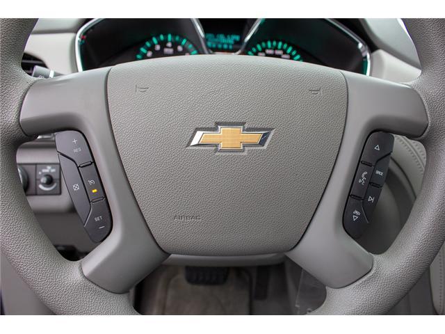 2016 Chevrolet Traverse LS (Stk: EE899310) in Surrey - Image 16 of 23