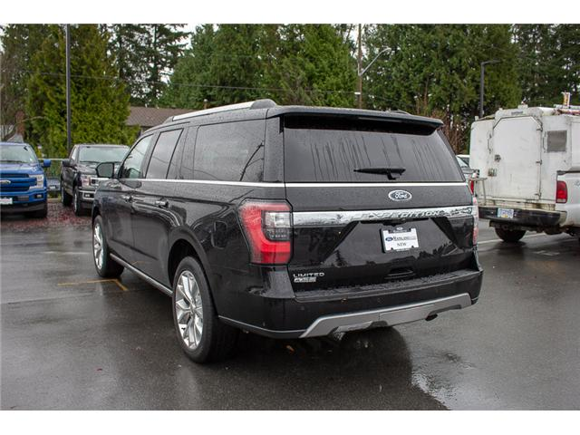 2018 Ford Expedition Max Limited (Stk: 8EX4766) in Surrey - Image 5 of 30