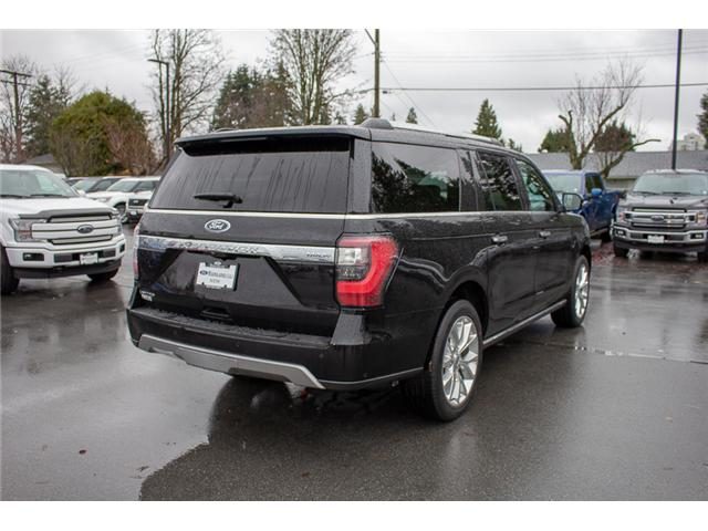2018 Ford Expedition Max Limited (Stk: 8EX4766) in Surrey - Image 7 of 30