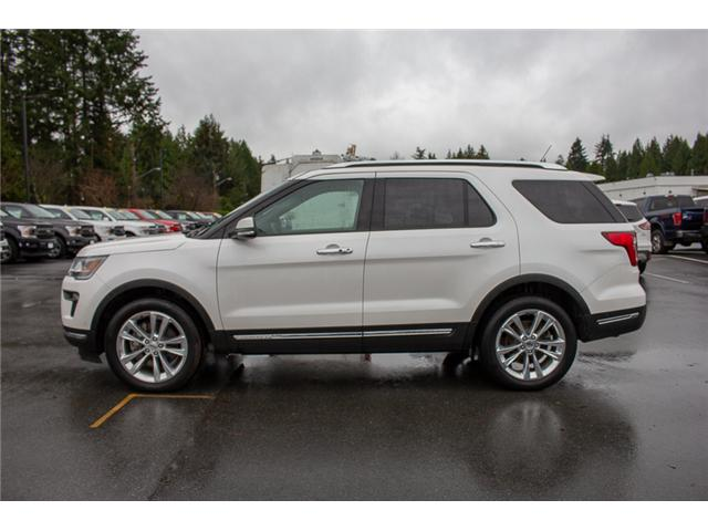 2018 Ford Explorer Limited (Stk: P0193) in Surrey - Image 4 of 30