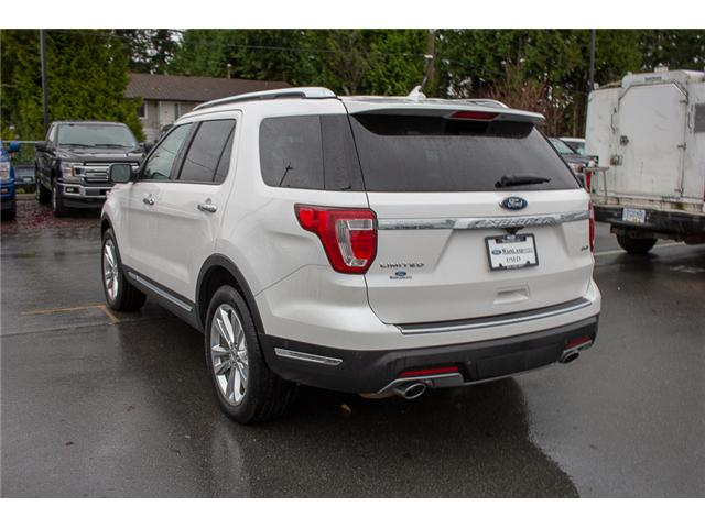 2018 Ford Explorer Limited (Stk: P0193) in Surrey - Image 5 of 30