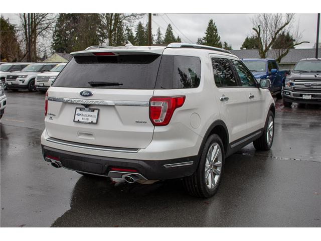 2018 Ford Explorer Limited (Stk: P0193) in Surrey - Image 7 of 30