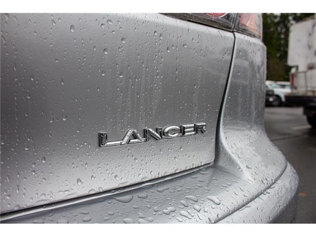 2016 Mitsubishi Lancer ES (Stk: P02274) in Surrey - Image 10 of 26