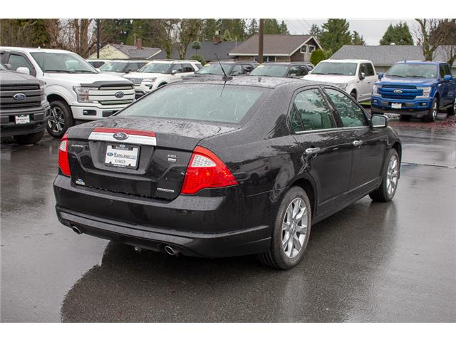 2012 Ford Fusion SEL (Stk: P3723) in Surrey - Image 7 of 24