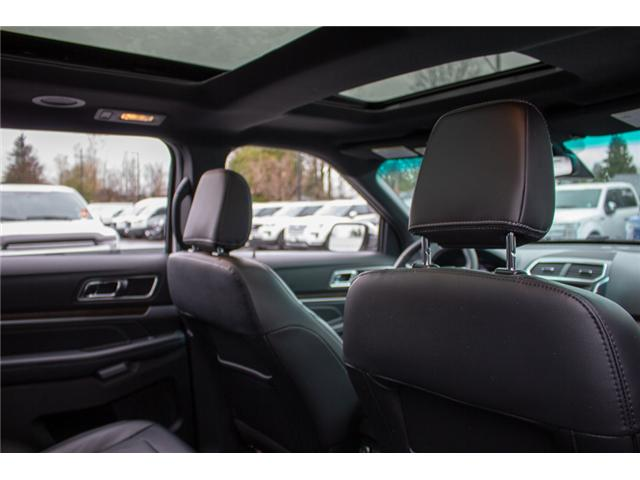 2018 Ford Explorer Limited (Stk: P0193) in Surrey - Image 18 of 30