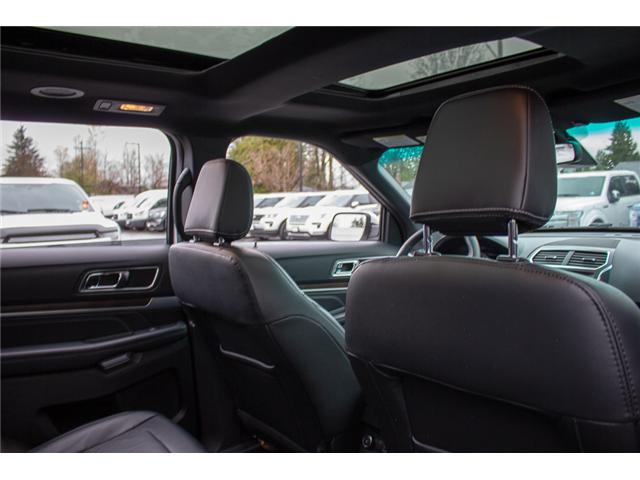 2018 Ford Explorer Limited (Stk: P0193) in Surrey - Image 19 of 30
