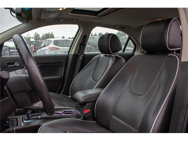 2012 Ford Fusion SEL (Stk: P3723) in Surrey - Image 10 of 24