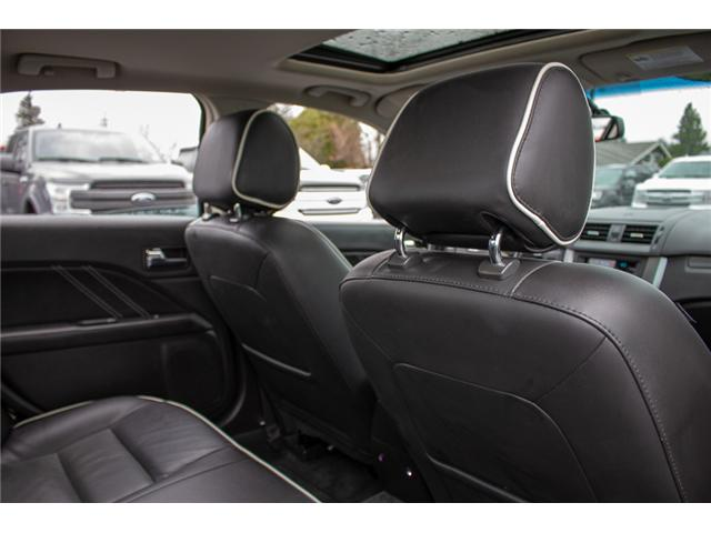 2012 Ford Fusion SEL (Stk: P3723) in Surrey - Image 15 of 24