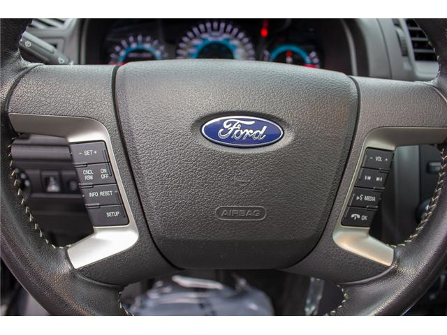2012 Ford Fusion SEL (Stk: P3723) in Surrey - Image 18 of 24