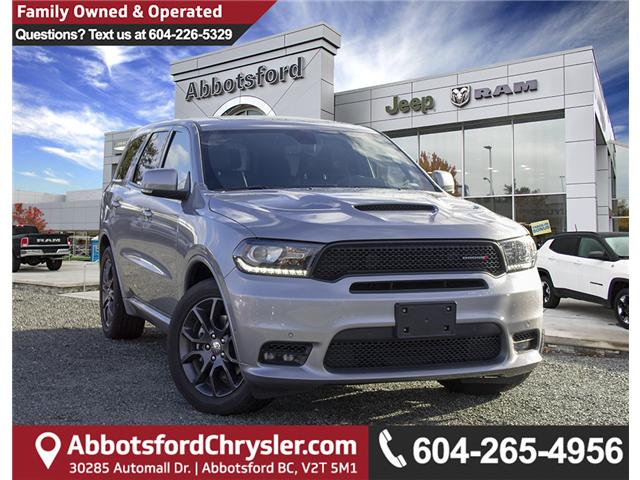 2018 Dodge Durango R/T (Stk: AB0796) in Abbotsford - Image 1 of 29