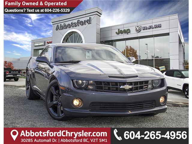 2010 Chevrolet Camaro SS (Stk: J394952A) in Abbotsford - Image 1 of 24