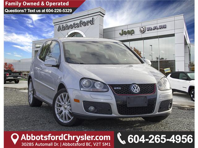 2007 Volkswagen GTI 3-Door (Stk: J863458A) in Abbotsford - Image 1 of 24