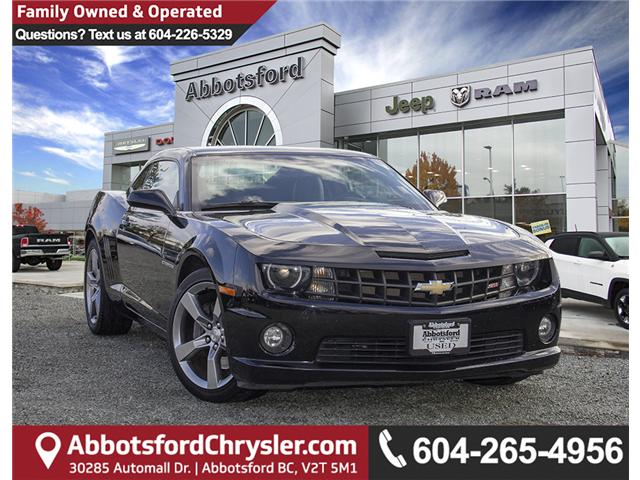 2012 Chevrolet Camaro 1SS (Stk: K511774A) in Abbotsford - Image 1 of 24