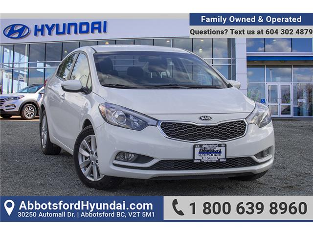 2016 Kia Forte 1.8L LX (Stk: AH8769) in Abbotsford - Image 1 of 26