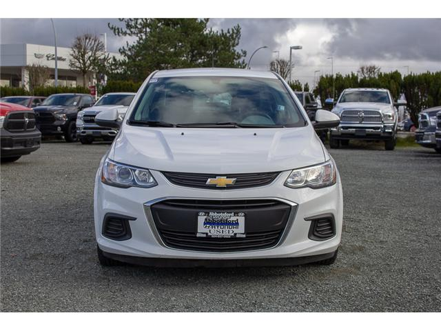2017 Chevrolet Sonic LT Auto (Stk: AH8783) in Abbotsford - Image 2 of 25