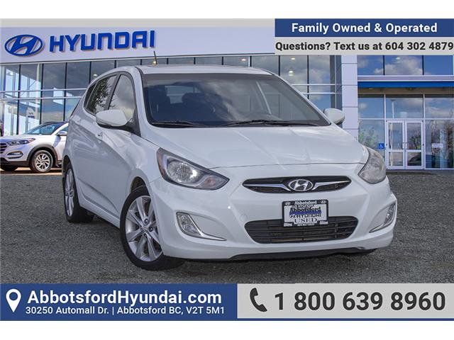 2014 Hyundai Accent GLS (Stk: AH8784) in Abbotsford - Image 1 of 25
