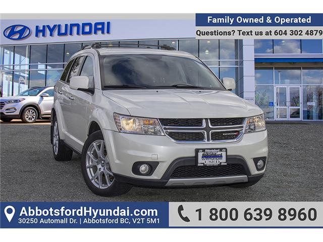 2014 Dodge Journey R/T (Stk: KF026511A) in Abbotsford - Image 1 of 28