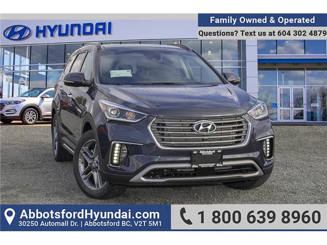 2019 Hyundai Santa Fe XL Ultimate (Stk: KF305548) in Abbotsford - Image 1 of 27