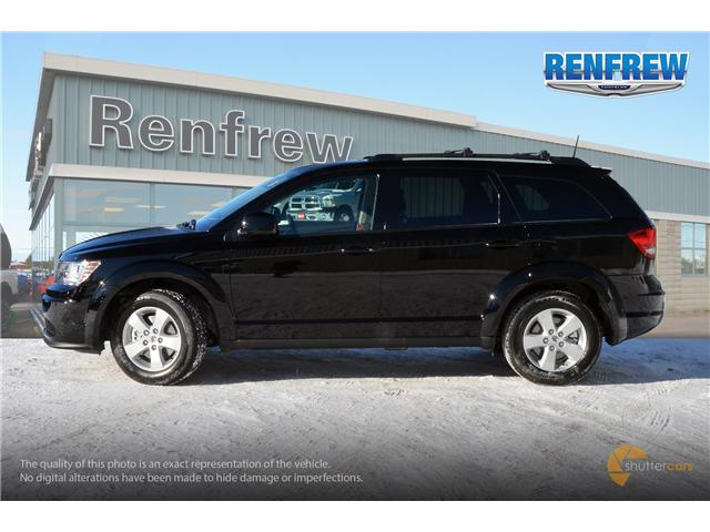 2018 Dodge Journey CVP/SE (Stk: J222) in Renfrew - Image 3 of 20