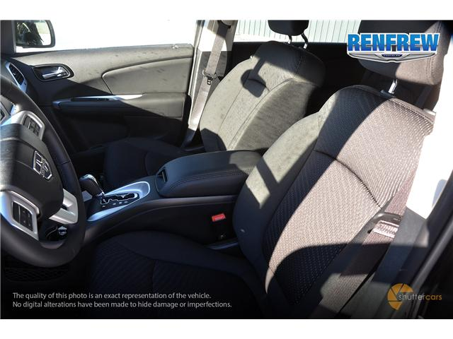 2018 Dodge Journey CVP/SE (Stk: J222) in Renfrew - Image 11 of 20