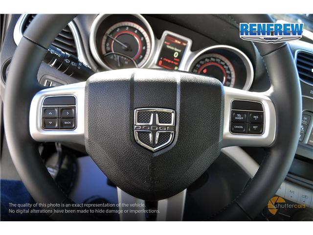 2018 Dodge Journey CVP/SE (Stk: J222) in Renfrew - Image 12 of 20