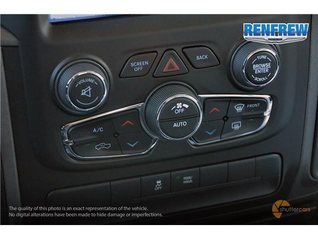 2019 RAM 1500 Classic ST (Stk: K077) in Renfrew - Image 15 of 20