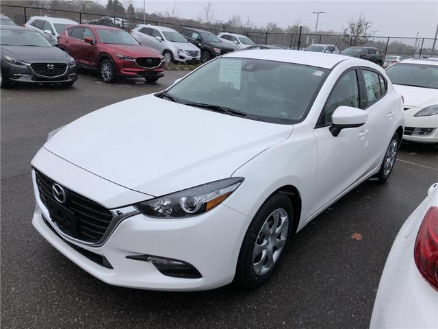 2018 Mazda Mazda3 GX (Stk: 16447) in Oakville - Image 1 of 5