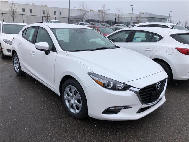 2018 Mazda Mazda3 GX (Stk: 16447) in Oakville - Image 3 of 5