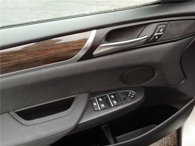 2016 BMW X3 xDrive28i (Stk: 1811101) in Cambridge - Image 10 of 13