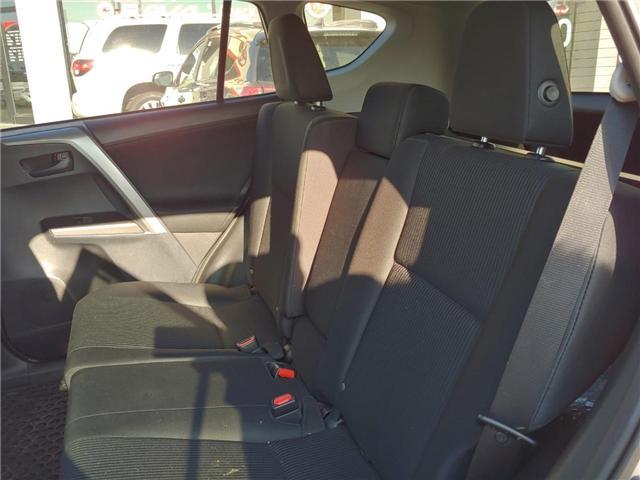 2017 Toyota RAV4  (Stk: P0054300) in Cambridge - Image 9 of 12