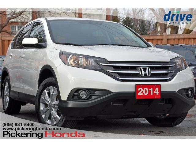 2014 Honda CR-V EX-L (Stk: T1913A) in Pickering - Image 1 of 24