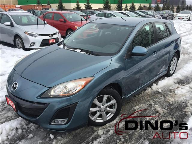2011 Mazda Mazda3 GS (Stk: 426745) in Orleans - Image 1 of 25