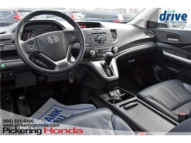 2014 Honda CR-V EX-L (Stk: T1913A) in Pickering - Image 2 of 24