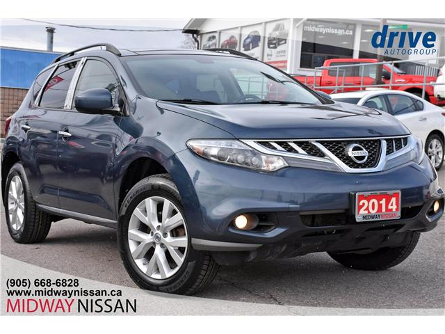 2014 Nissan Murano SL (Stk: JN194157A) in Whitby - Image 1 of 32