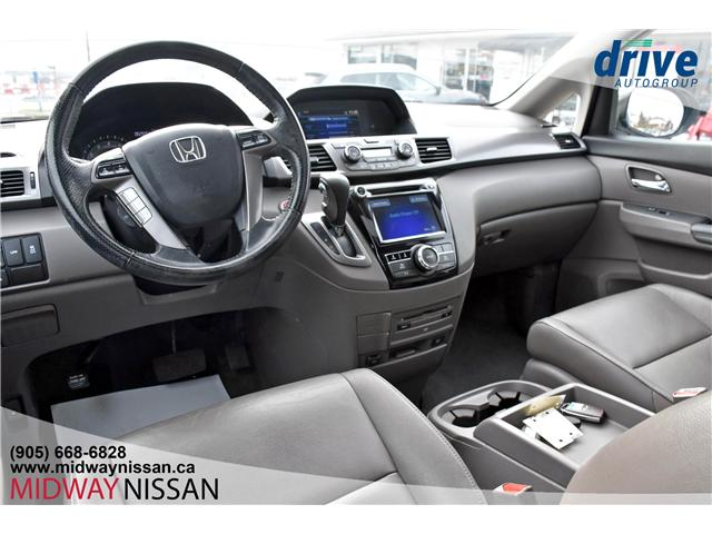 2015 Honda Odyssey EX-L (Stk: U1439A) in Whitby - Image 2 of 30