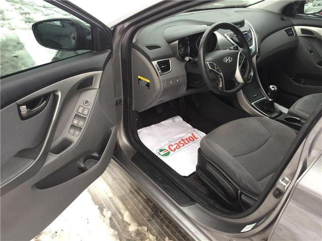 2012 Hyundai Elantra L (Stk: 115193) in Orleans - Image 8 of 28