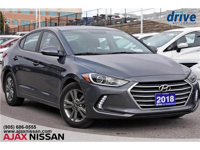 2018 Hyundai Elantra GLS (Stk: P4022R) in Ajax - Image 1 of 24