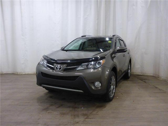 2013 Toyota RAV4 Limited (Stk: 18112173) in Calgary - Image 2 of 28