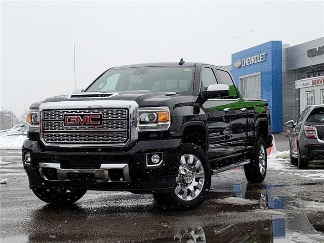 2018 GMC Sierra 2500HD Denali (Stk: N13058) in Newmarket - Image 1 of 30