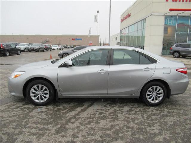 2016 Toyota Camry LE, COMES WITH MATS AND NET! (Stk: U03324) in Brampton - Image 2 of 26