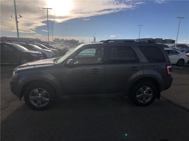 2010 Ford Escape Limited (Stk: 2860416A) in Calgary - Image 4 of 15
