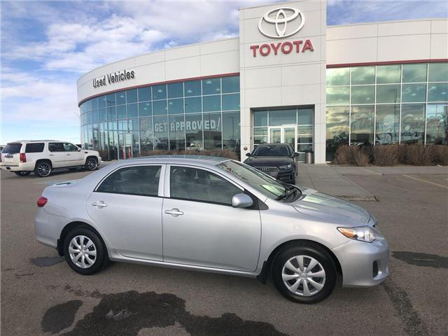2013 Toyota Corolla CE (Stk: 2802014A) in Calgary - Image 1 of 14