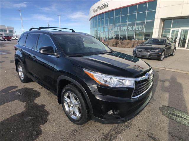 2016 Toyota Highlander Limited (Stk: 2860413A) in Calgary - Image 2 of 18